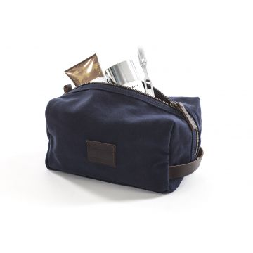 Suedebird | Mika Toilet Bag [Navy, Black, Olive]
