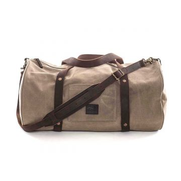 Suedebird | Weekend Bag [Navy, Beige]