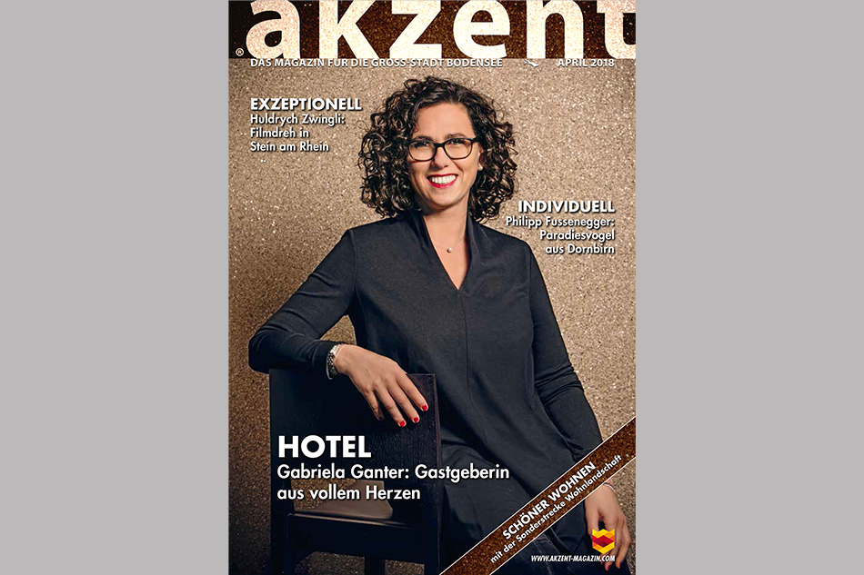 Titel Akzent Magazin April 2018